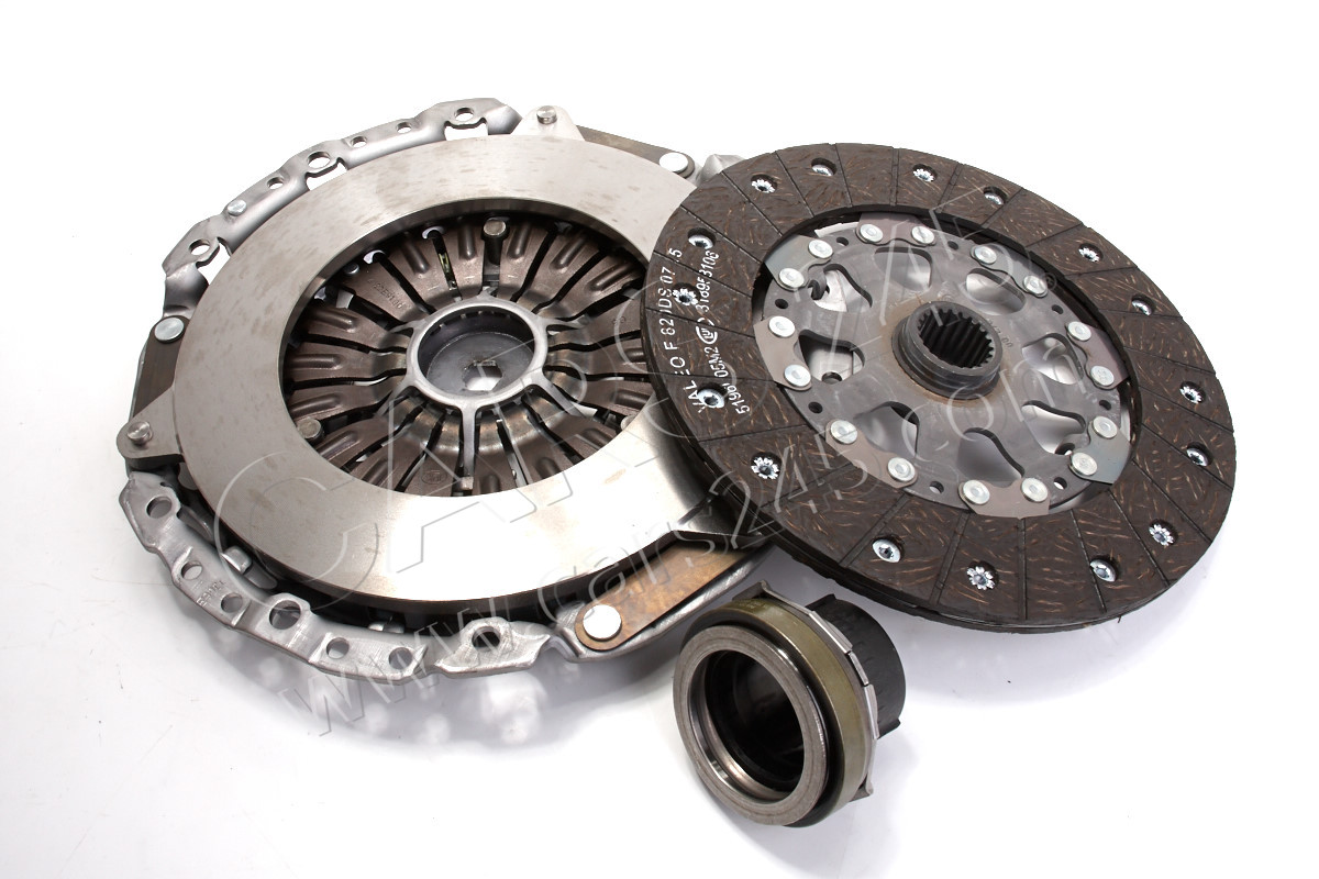 SET CLUTCH PARTS BMW 21207551576 main