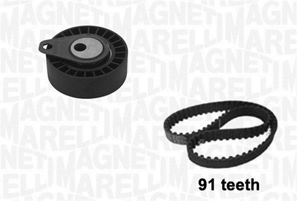 Timing Belt Set MAGNETI MARELLI 341305680000