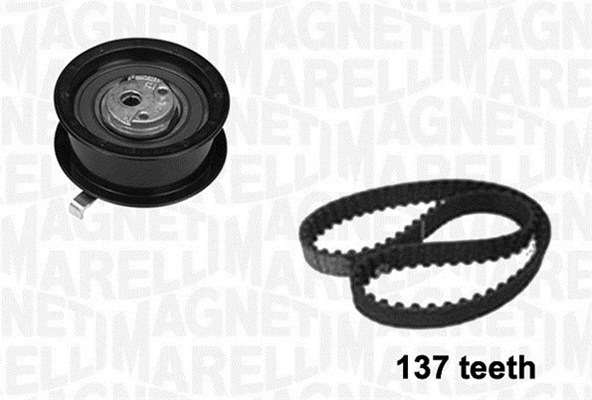 Timing Belt Set MAGNETI MARELLI 341305980000 main
