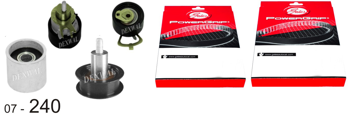 febi bilstein 45118 Timing Belt Kit with water pump pack of one