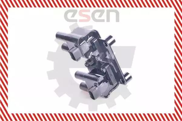 Ignition Coil SKV Germany 03SKV132 4