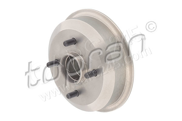 Brake Drum TOPRAN 300489755 main