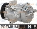 Compressor, air conditioning HELLA 8FK351316-231