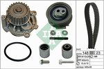 Water Pump & Timing Belt Set INA 530044532