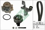 Water Pump & Timing Belt Set INA 530054631