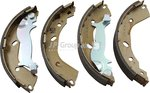 Brake Shoe Set JP Group 3563900510