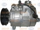 Compressor, air conditioning HELLA 8FK351322-771