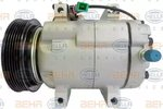 Compressor, air conditioning HELLA 8FK351133-521