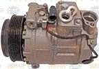 Compressor, air conditioning HELLA 8FK351340-901