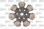 Clutch Disc VALEO 279509
