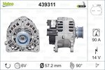 Alternator VALEO 439311