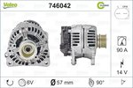 Alternator VALEO 746042