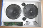 1 set: speakers Volkswagen Classic 6N0063608
